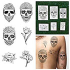 Tattify Avant Gardener - Temporary Tattoo Pack (Set of 12)