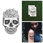Tattify Death Petal - Temporary Tattoo (Set of 2)