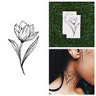 Tattify Stem From Something - Temporary Tattoo (Set of 2)