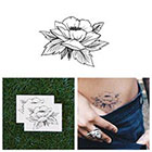Tattify Open Up - Temporary Tattoo (Set of 2)