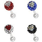 Supreme Jewelry Supreme JewelryTM Fashion Earring with stones - Multicolor
