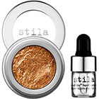 Stila Magnificent Metals Foil Finish Eye Shadow in Metallic Gilded Gold golden bronze lust