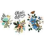 Tattly TATTLY Lovely Set Temporary Tattoos in Multi