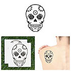 Tattify Fresh To Death Temporary Tattoo Pack (Set of 2)