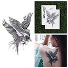 Tattify Feather Brained - Temporary Tattoo Pack (Set of 2)