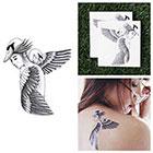 Tattify Swan Lake - Temporary Tattoo Pack (Set of 2)