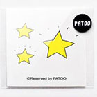 BoxingFashion Star Quote Temporary Tattoo-Simple Temporary Ink Unique Minimalist Cute Body Art Sticker Fake Tattoo