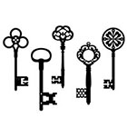 Ombeyond TEMPORARY TATTOO - Set of 20 Arrows Vector Art / Knuckle Tattoos