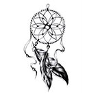 Tattoo LifeStyle Sets dream catcher temporary tattoos