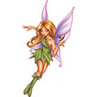 TattooGirlsRule Tinker Bell Temporary Tattoo (#Am573)