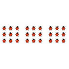 TattooGirlsRule 27 Little Ladybug Temporary Tattoos (#LB309_3)