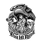 TattooGirlsRule Viva Mi Raza Temporary Tattoo (#SG513)