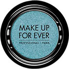 Make Up For Ever Artist Shadow Eyeshadow and powder blush in D206 Celestial Blue (Diamond) eyeshadow