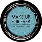 Make Up For Ever Artist Shadow Eyeshadow and powder blush in D206 Celestial Blue (Diamond) eyeshadow