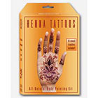 Tilly's EARTH JAGUA Temporary Tattoo Kit in Gold