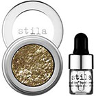 Stila Magnificent Metals Foil Finish Eye Shadow in Vintage Black Gold light black w/ gold