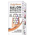 Sally Hansen Salon Effects Real Nail Polish Strips 16.0ea in Geome-Trick