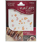 Cina Nail Creations Nail Art 3-D Nail Decals Spring Blooms