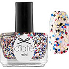 Ciate Ciate London Mini Paint Pot Nail Polish and Effects in Comic Strip multi-tone glitter