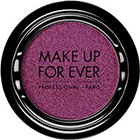 Make Up For Ever Artist Shadow Eyeshadow and powder blush in ME912 Orchid (Metallic) eyeshadow