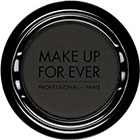 Make Up For Ever Artist Shadow Eyeshadow and powder blush in M100 Black (Matte) eyeshadow