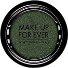 Make Up For Ever Artist Shadow Eyeshadow and powder blush in ME310 Fir Tree Green (Metallic) eyeshad