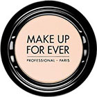 Make Up For Ever Artist Shadow Eyeshadow and powder blush in M530 Eggshell (Matte) eyeshadow