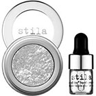 Stila Magnificent Metals Foil Finish Eye Shadow in Comex Platinum chrome silver sheen