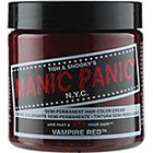 Manic Panic Semi-Permanent Hair Color Cream in Vampire Red