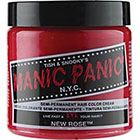 Manic Panic Semi-Permanent Hair Color Cream in New Rose