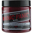 Manic Panic Semi-Permanent Hair Color Cream in Fuschia Shock