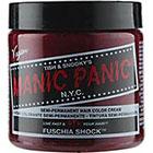 Manic Panic Semi-Permanent Hair Color Cream in Fuschia Shock