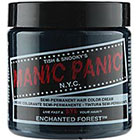 Manic Panic Semi-Permanent Hair Color Cream in Enchanted Forest
