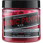 Manic Panic Semi-Permanent Hair Color Cream in Pillarbox Red