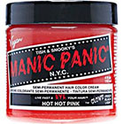 Manic Panic Semi-Permanent Hair Color Cream in Hot Hot Pink