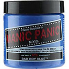Manic Panic Semi-Permanent Hair Color Cream in Bad Boy
