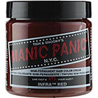 Manic Panic Semi-Permanent Hair Color Cream in Infra Red