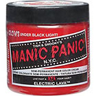 Manic Panic Semi-Permanent Hair Color Cream in Electric Lava