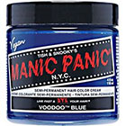 Manic Panic Semi-Permanent Hair Color Cream in Voodoo Blue