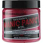 Manic Panic Semi-Permanent Hair Color Cream in Red Passion