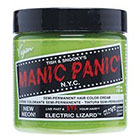 Manic Panic Semi-Permanent Hair Color Cream in Electric Lizard