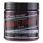 Manic Panic Semi-Permanent Hair Color Cream in Violet Night