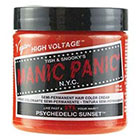Manic Panic Semi-Permanent Hair Color Cream in Psychedelic Sunset