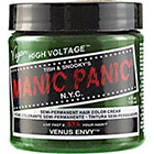 Manic Panic Semi-Permanent Hair Color Cream in Venus Envy