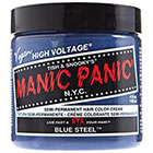 Manic Panic Semi-Permanent Hair Color Cream in Blue Steel