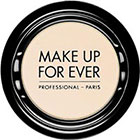 Make Up For Ever Artist Shadow Eyeshadow and powder blush in M500 Ivory (Matte) eyeshadow