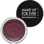 Make Up For Ever Aqua Cream in 17 Plum burgundy plum shimmer