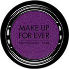 Make Up For Ever Artist Shadow Eyeshadow and powder blush in I922 Electric Purple (Iridescent) powde