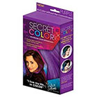Target As Seen on TV Secret Color Headband Hair Extensions-Red/Purple