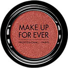 Make Up For Ever Artist Shadow Eyeshadow and powder blush in I804 Golden Pink (Iridescent) powder bl